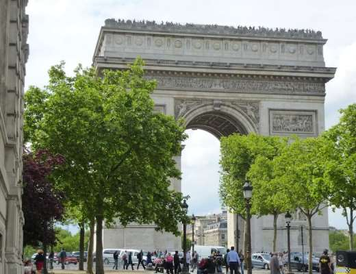 Paris (Photo credit: Jerome Levine)