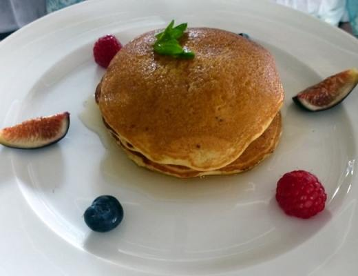 The World's Best Corn Pancakes