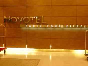 Novetel Paris Tour Eiffel