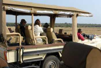 On an African Safari with Micato