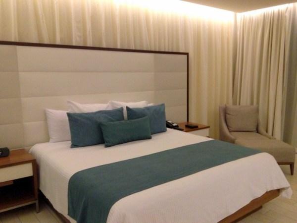 Bedroom at Secrets The Vine