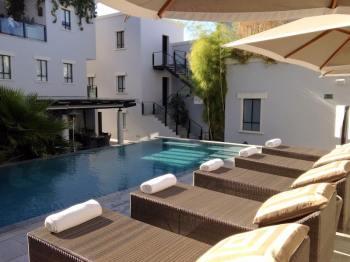Pool at Hotel Matilda