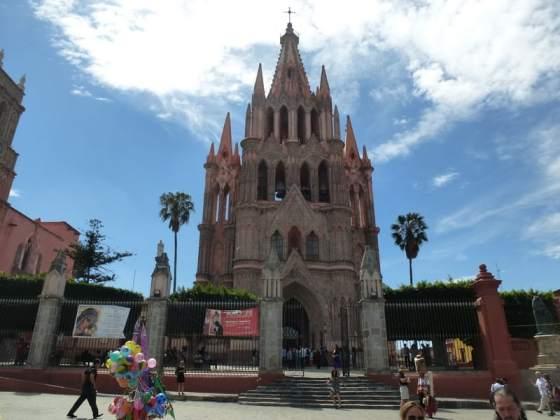 Parroquia de San Miguel Archangel