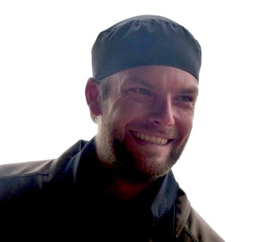 - Liam Breedveld, executive chef and operations director at Mahali Mzuri Safari Camp in Kenya