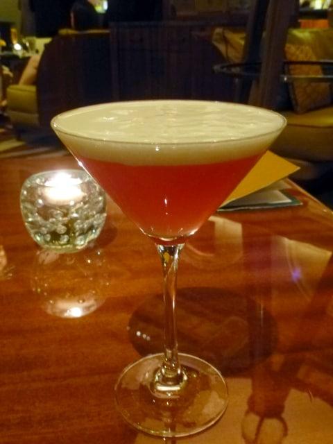 Redhead Cocktail at HMF