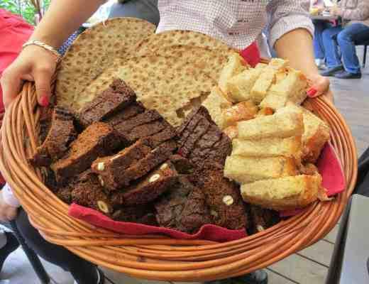 Swedish Bread Basket