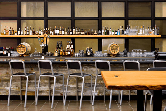 Urban Farmer Bar at The Nines (Credit: Starwood)