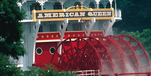 Photo Credit: American Queen Steamboat Company