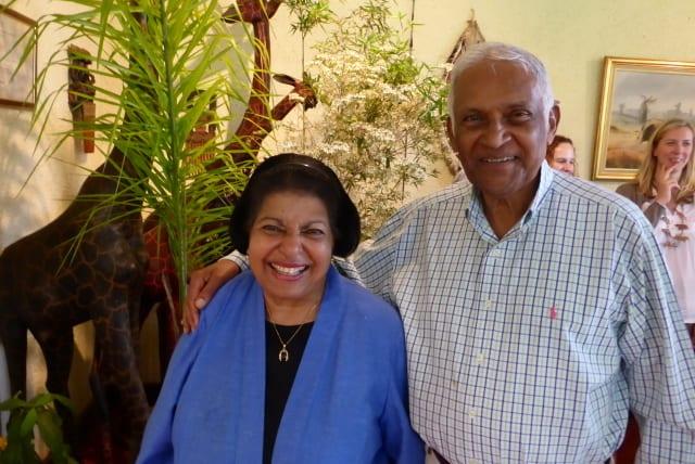 Felix and Jane Pinto