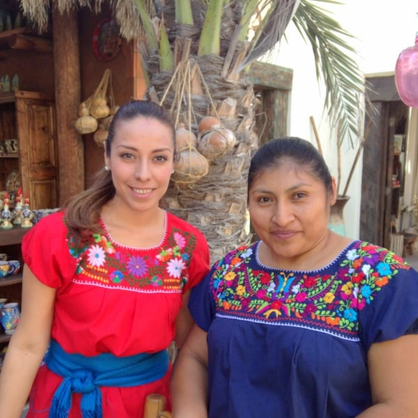 the helpful and friendly staff at La Coyota