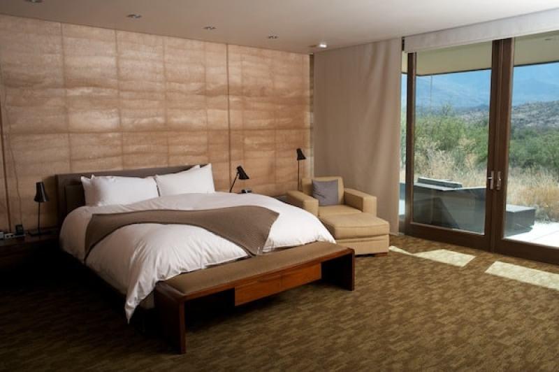 Miraval guest room