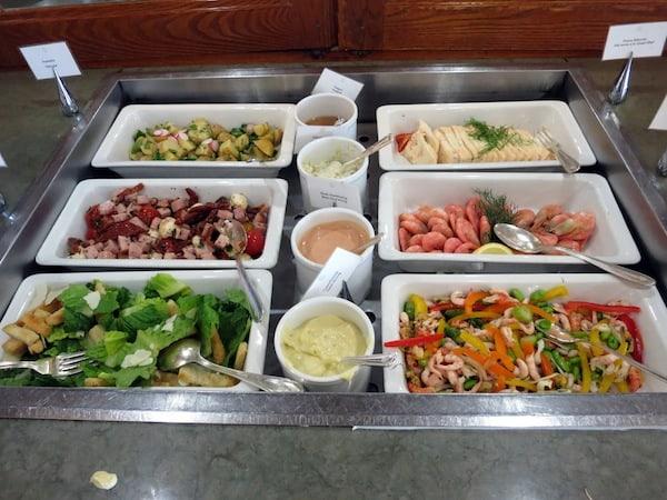 Cold Salads (Credit: Jerome Levine)