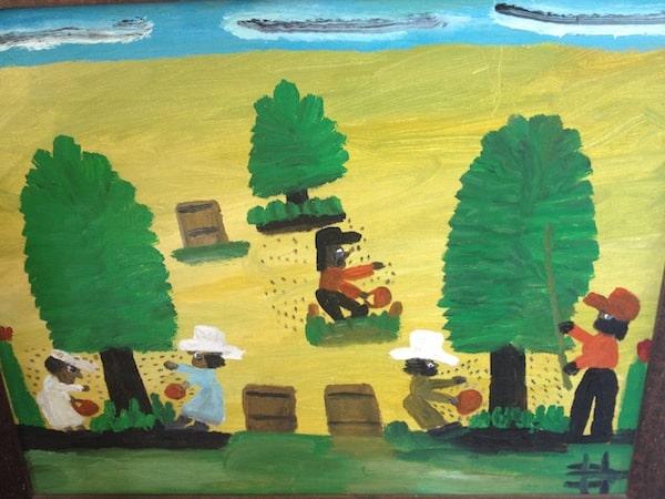 Folk Art at the Melrose Plantation (Credit: Lisa Richardson)