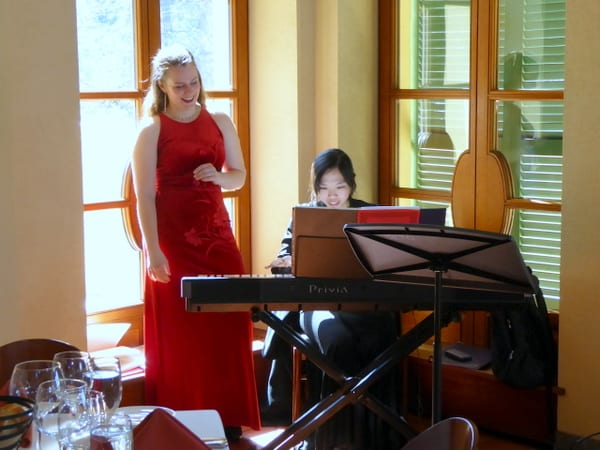 Talented vocalists from Bard College