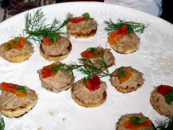 Chicken rillettes