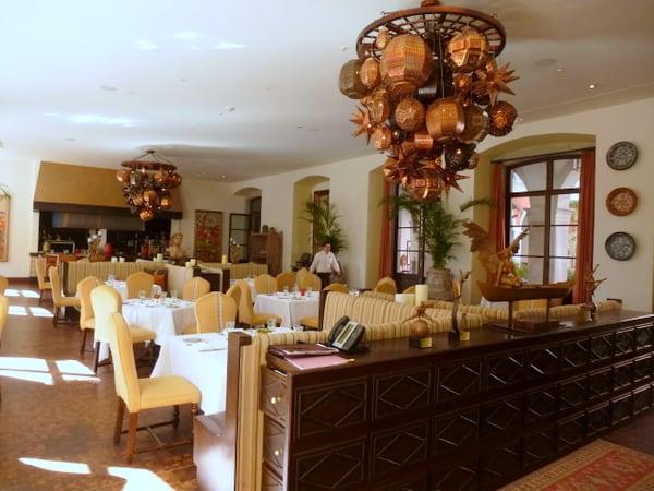 1826, the restaurant
