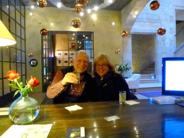 Check-in at the Hotel Neri Barcelona