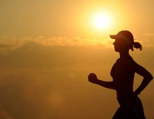 Running, Keeping Fit When Traveling