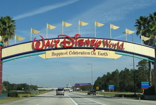 Reducing entrance fees at tourist attractionscome to Disneyworld (photo credit: Wikipedia)