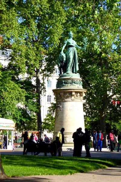 Statue of Lazare Carnot