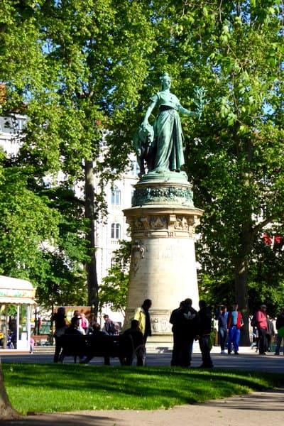Statue of Lazare Carnot