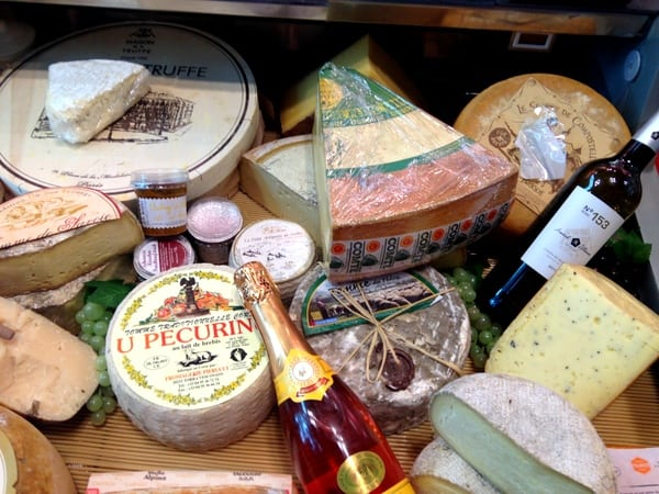 Cheeses from France