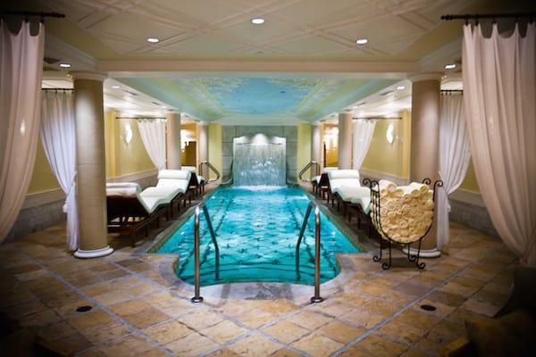 Kohler Waters Spa Relaxation Pool (Photo credit: Kohler Co.)