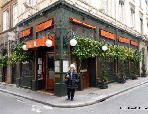 Looking for a restaurant in Lyon, France where it's hard to make a mistake