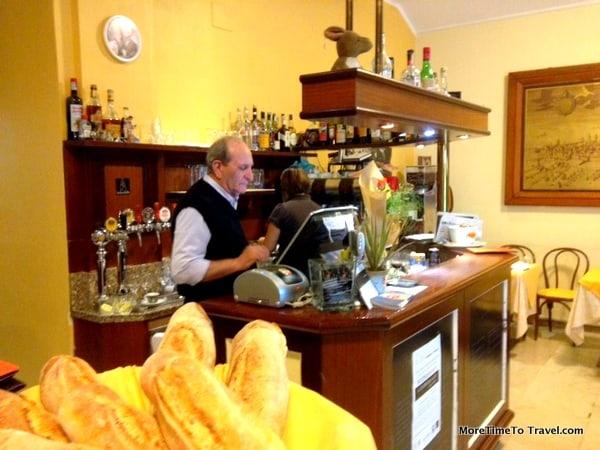 Bar at Scalinatella