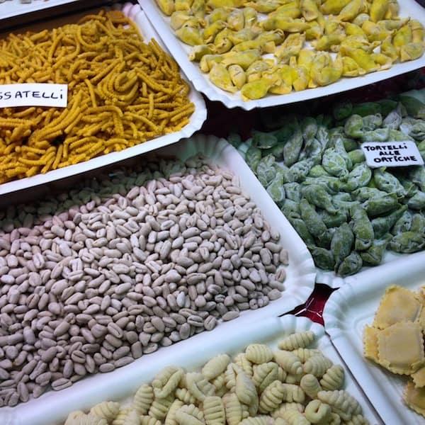Pasta etiquette (Photo courtesy of Flora Pinotti Sano)