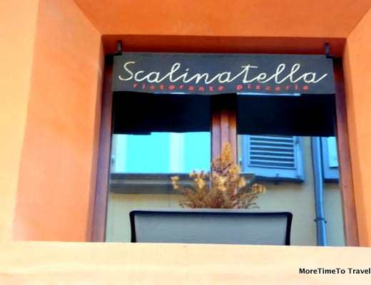 Scalinatella in Bologna
