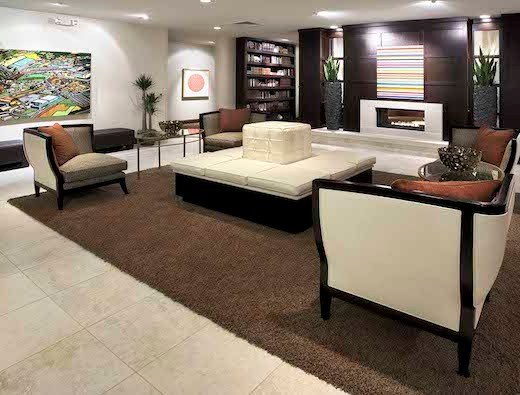 Lobby Homewood Suites Dallas/Allen Texas (Photo courtesy Hilton Worldwide)