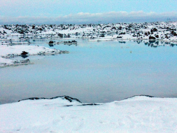 Blue Lagoon at 5pm