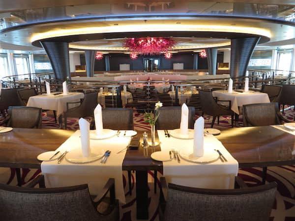 Weltmeere - Main dining room