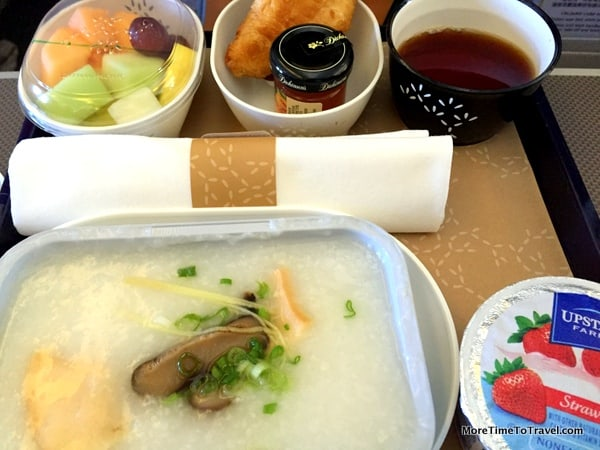 My introduction to congee