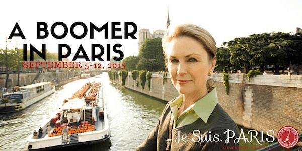 A Boomer in Paris