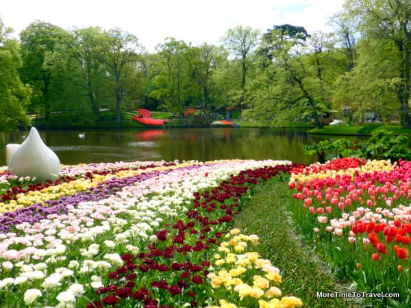 Tulip Time in the Netherlands at Keukenhof Gardens