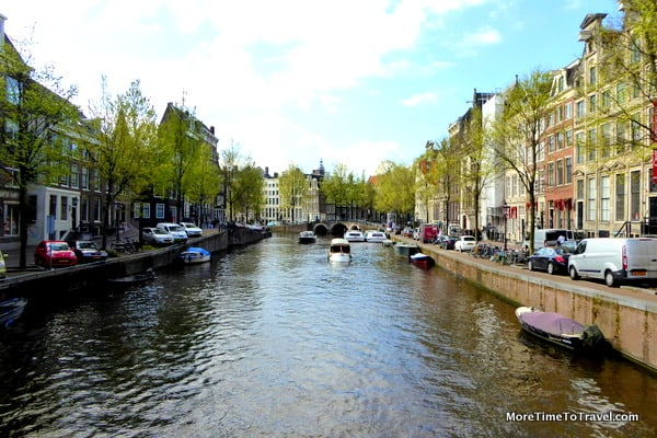 Amsterdam's canal ring area is designated as a UNESCO World Heritage Site