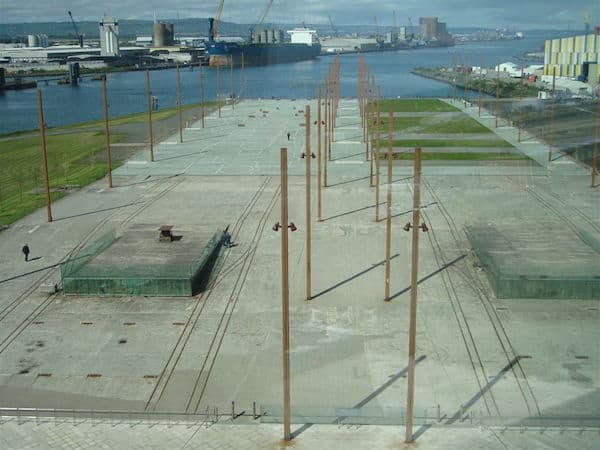 Titanic and Olympic Built Here