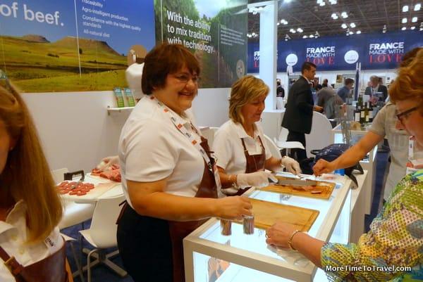 Del Terruno Free Range Beef from Uruguay