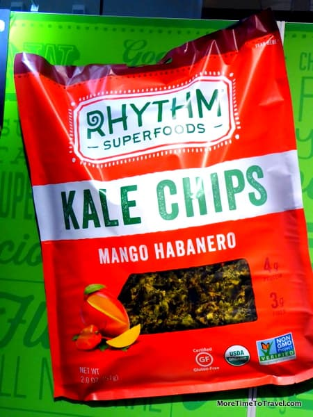 Rhythm Kale Chips