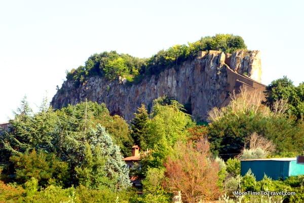 """The """"Rocca"""" in the small locality of Rocca Ripesena"""