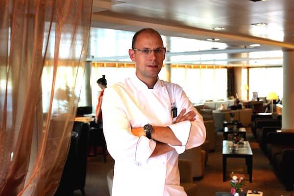 Chef Martin Kitzing (Credit: Maureen Hudson)