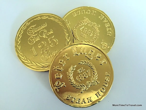 Peter Luger Coins