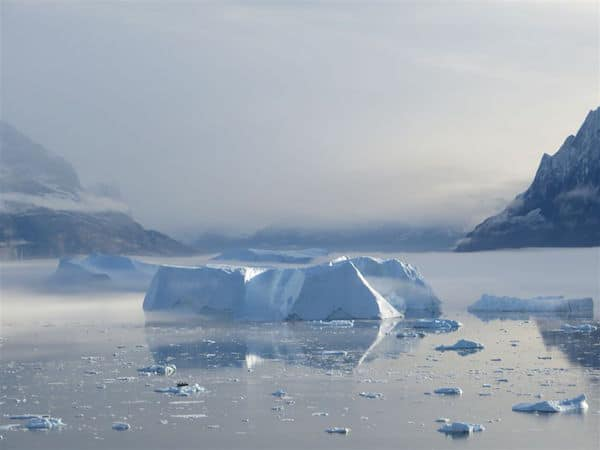 Ice Splendour - Karrat Fjord