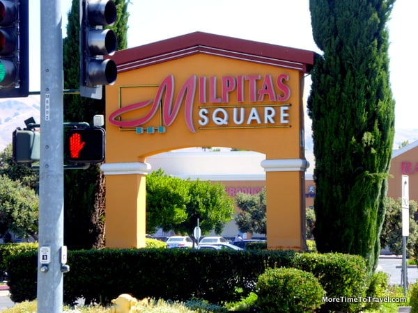 Milpitas Square in Milpitas, California