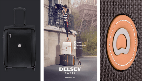 DELSEY Fly Me To Paris Giveaway