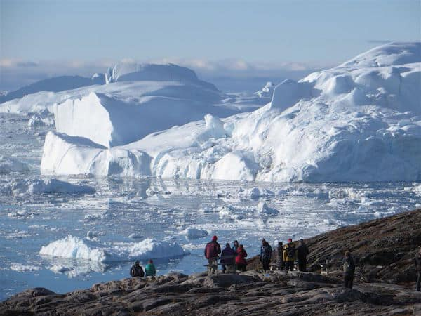 The Northwest Passage: Ilulissat Icefjord in Western Greenland, a UNESCO World Heritage Site