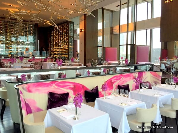 Asiate Dining Room