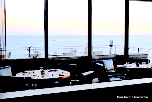 View from Manta